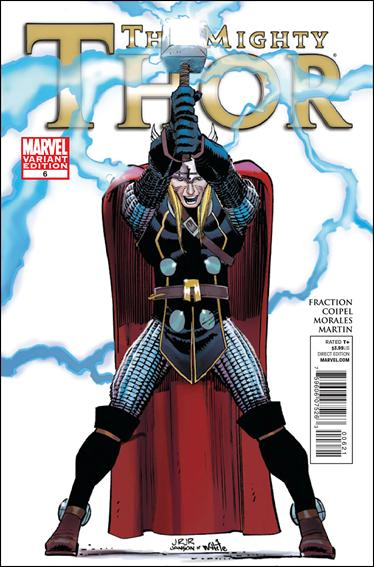 Mighty Thor (2011) 6-B by Marvel