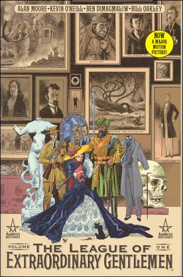 League of Extraordinary Gentlemen 1-G by America's Best Comics