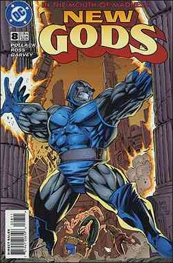 New Gods (1995) 8-A by DC