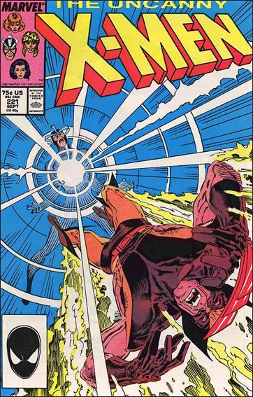 Uncanny X-Men (1981) 221-A by Marvel