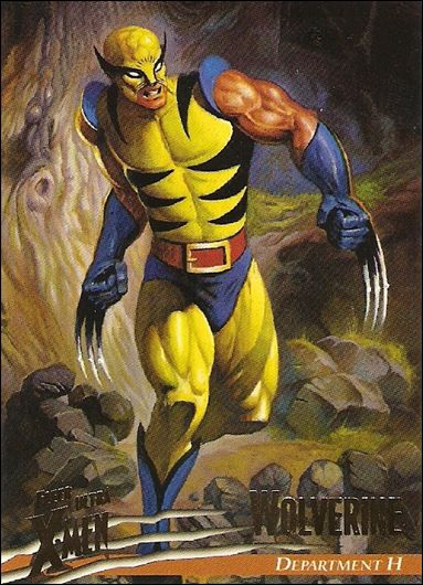1996 Fleer Ultra X-Men: Wolverine (Base Set) 10-A by Fleer