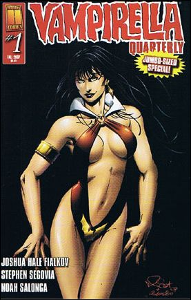 Vampirella Quarterly 1.2-B by Harris