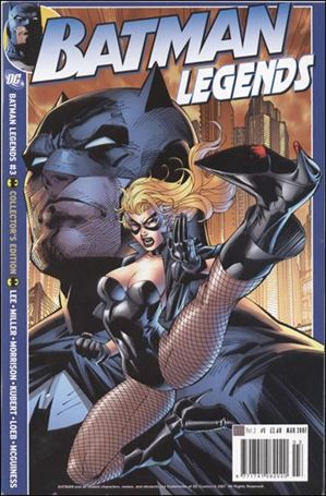 Batman Legends (2007) (UK) 3-A