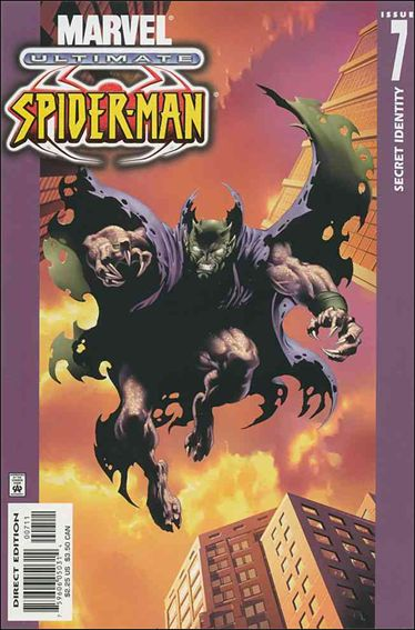 Ultimate Spider-Man (2000) 7-A by Marvel