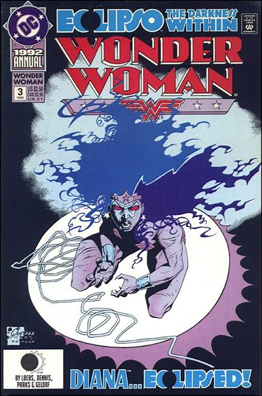 Wonder Woman Annual (1987) 3-A by DC