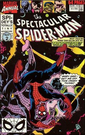 Spectacular Spider-Man Annual 10-A