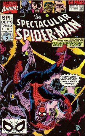 Spectacular Spider-Man Annual 10-A