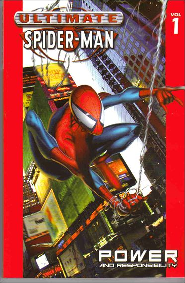 Ultimate Spider-Man 1-C by Marvel