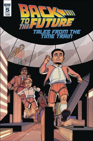 Back to the Future: Tales From the Time Train 5-A