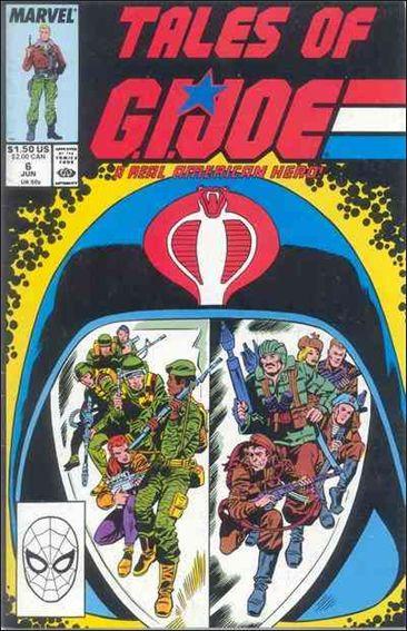 Tales of G.I. Joe 6-A by Marvel