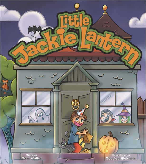 Little Jackie Lantern nn-A by IDW