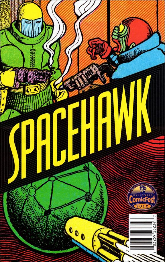Spacehawk (2012) nn-A by Fantagraphics