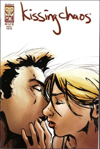 Kissing Chaos 8-A by Oni Press