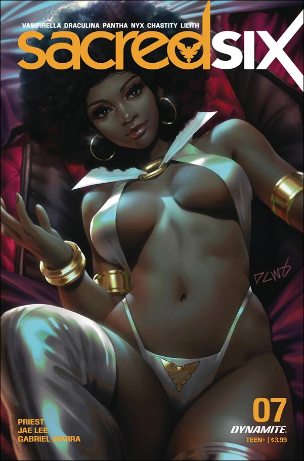 Sacred Six 7-E by Dynamite Entertainment