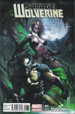 Savage Wolverine 1-H
