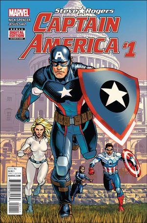 Captain America: Steve Rogers 1-A