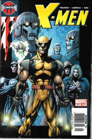 X-Men (1991) 177-B by Marvel