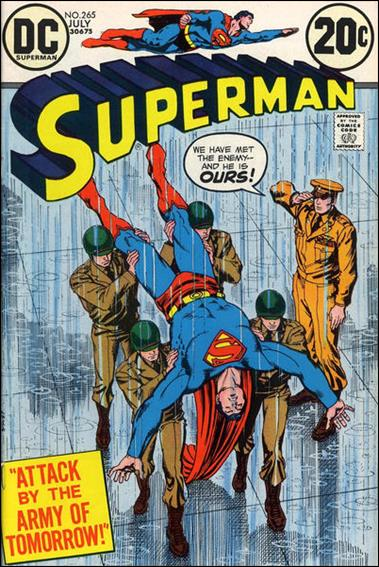 Superman (1939) 265-A by DC