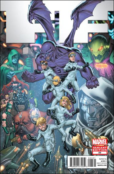 FF (2011) 23-B by Marvel