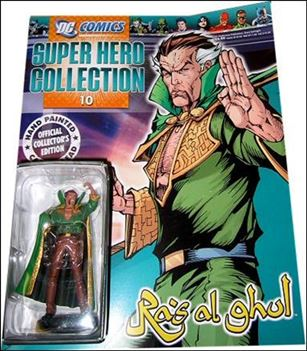 DC Comics Super Hero Collection (UK) 10-A