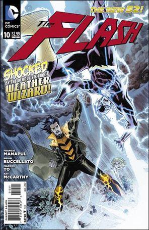 Flash (2011) 10-A