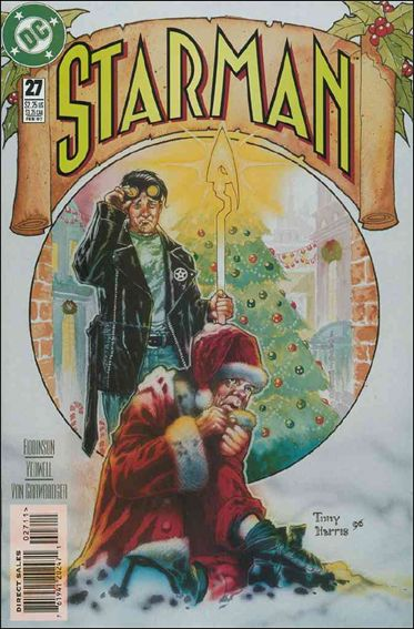 Starman (1994) 27-A by DC