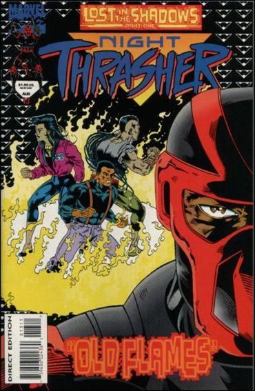 Night Thrasher 13-A by Marvel