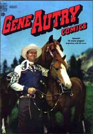 Gene Autry Comics (1946) 30-A