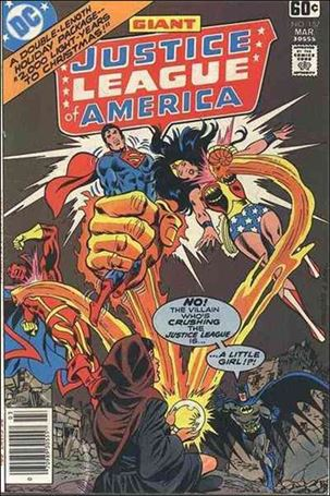 Justice League of America (1960) 152-A