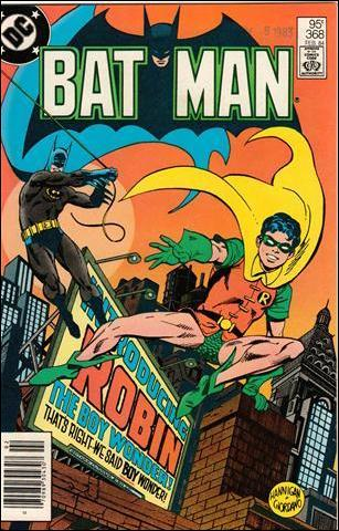 Batman (1940) 368-B by DC