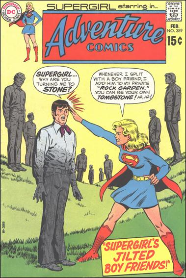 Adventure Comics (1938) 389-A by DC