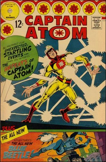Captain Atom (1965) 83-A by Charlton