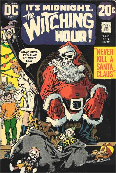 Witching Hour (1969) 28-A by DC
