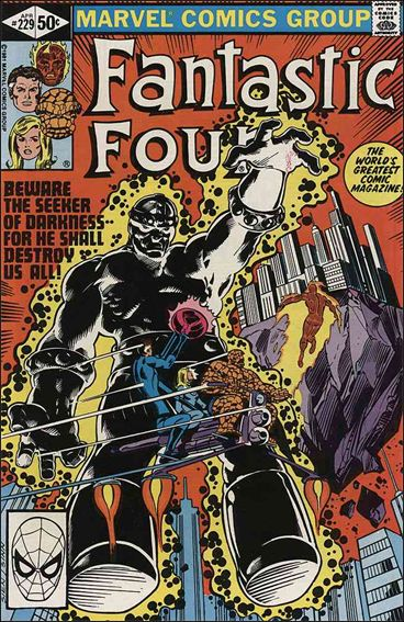 Fantastic Four (1961) 229-A by Marvel