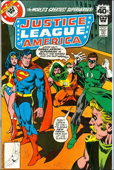 Justice League of America (1960) 167-B by DC