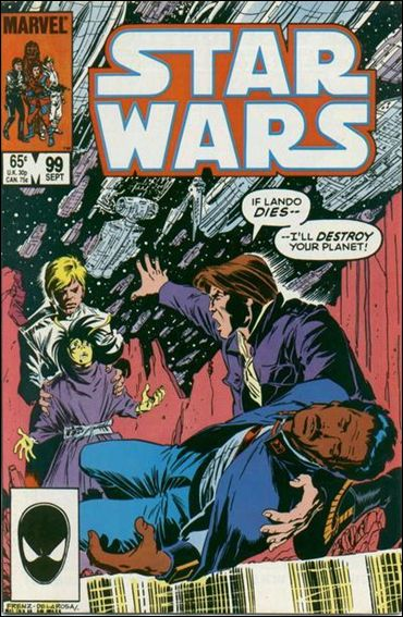 Star Wars (1977) 99-A by Marvel