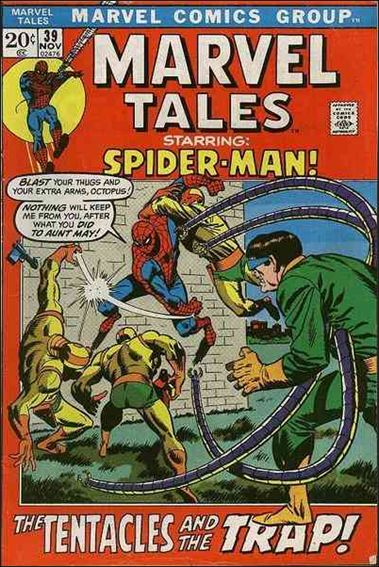 Marvel Tales (1966) 39-A by Marvel