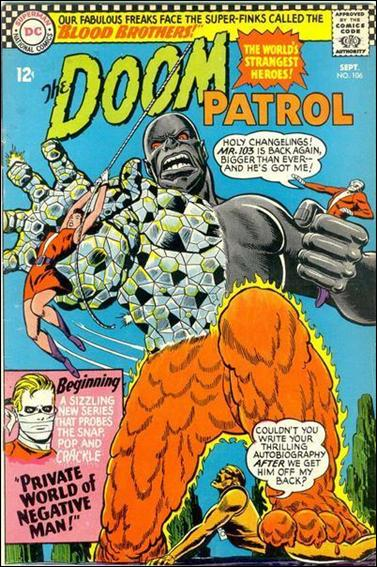Doom Patrol (1964) 106-A by DC