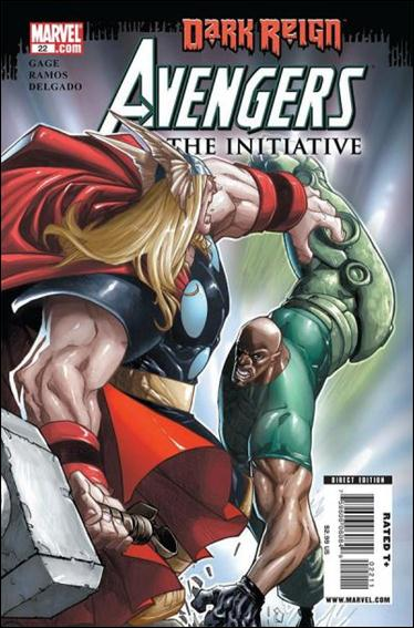 Avengers: The Initiative 22-A by Marvel
