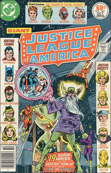 Justice League of America (1960) 147-A by DC