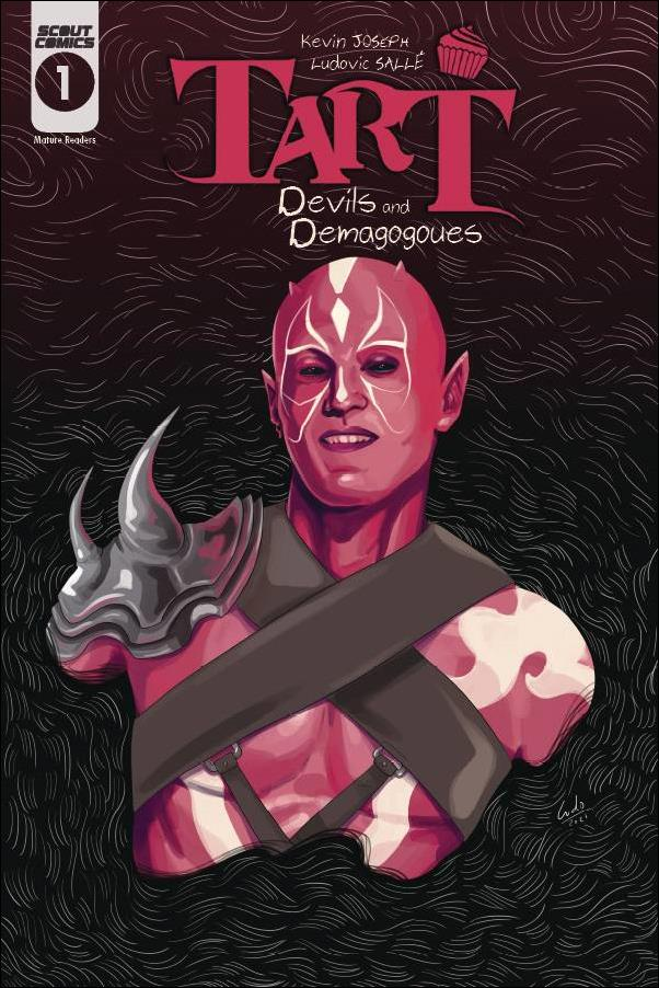Tart: Demons and Demagogues 1-A by Scout Comics