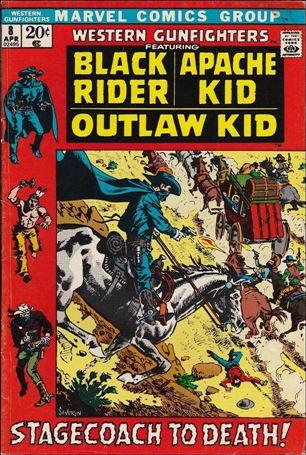Western Gunfighters (1970) 8-A