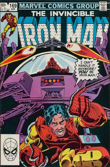 Iron Man (1968) 169-A by Marvel