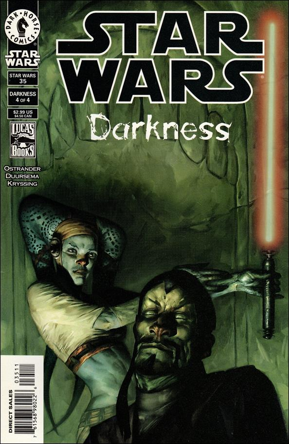 Star Wars/Star Wars Republic 35-A by Dark Horse