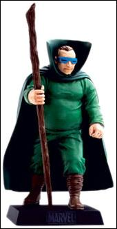 Classic Marvel Figurine Collection (UK) Mole Man by Eaglemoss Publications