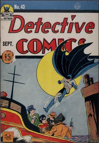 Detective Comics (1937) 43-B by DC