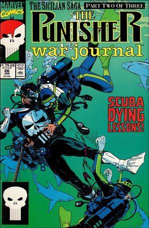 Punisher War Journal (1988) 26-A