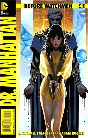 Before Watchmen: Dr. Manhattan 4-A by DC