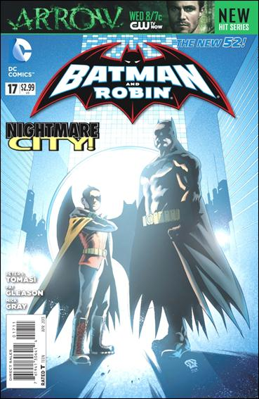 Batman and Robin (2011) 17-A by DC