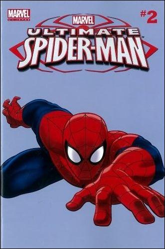Marvel Universe Ultimate Spider-Man Comic Reader  2-A by Marvel